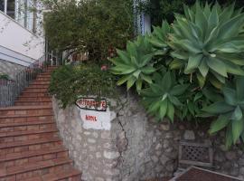 Hotel Villa Souvenir, hotel in Forza d'Agro