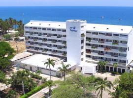 Tamaca Beach Resort, hotel en Santa Marta