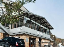 The Denman Hotel in Thredbo, hotel in Thredbo