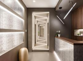 A World Aparts - Barberini Boutique Hotel, hotel en Roma