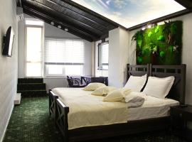 Boutique Hotel Promenad, hotel in Rostov on Don