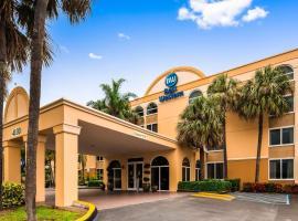 Best Western Ft Lauderdale I-95 Inn, hotel in Fort Lauderdale