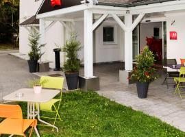 ibis Dole Sud Choisey, hotel near Dole - Jura Airport - DLE,