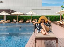 โรงแรม พูลแมน คิง เพาเวอร์ กรุงเทพ โรงแรมในกรุงเทพมหานคร