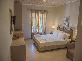 Aliki Boutique Hotel, διαμέρισμα στην Παραλία Βράχου