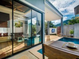 KG Private Pool Villa, villa in Ao Nang Beach