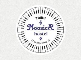 Moosica Hostel, hostel in Tbilisi
