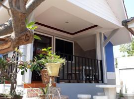 Poopreaw Koh Larn, hotel in Ko Larn