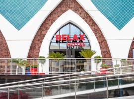 Relax Hotel Casa Voyageurs, hotel a Casablanca