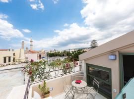 Neratze Hammam Suites, appartamento a Rethymno
