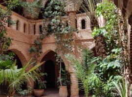 Hotel Salsabil, hôtel à Marrakech près de: Musée Boucharouite