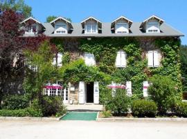 Hotel Restaurant du Moulin de Barette、ブラヴォジーのホテル