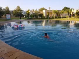 Appartement dans le golf royal de Fes, hotel in zona Aeroporto di Fes-Saiss - FEZ,