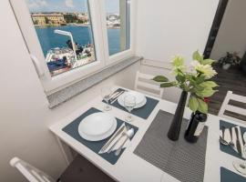 Apartmani Pleasure 1 i 2, hotel near St Donatus' Church, Zadar