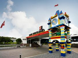 Hotel Legoland, hotel dicht bij: Luchthaven Billund - BLL,