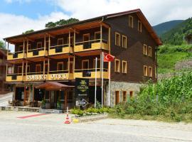 Goblec Hotel & Bungalow, отель в городе Узунгёль