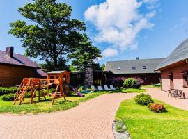 Ošupio Takas, hotel near Palanga Airport - PLQ,