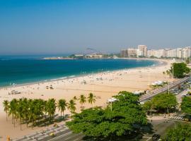 Mercure Rio Boutique Hotel Copacabana, hotel in Copacabana Beach, Rio de Janeiro