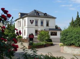 Hotel Am Rittergut, Hotel in Frankenberg