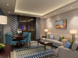 Al Najada Doha Hotel Apartments by Oaks، فندق بالقرب من سوق واقف، الدوحة