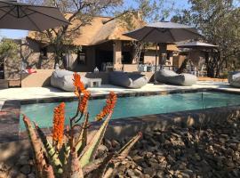 Lindiwe Safari Lodge, lodge in Hoedspruit