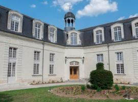 Hotel Beauvilliers, hôtel à Saint-Aignan