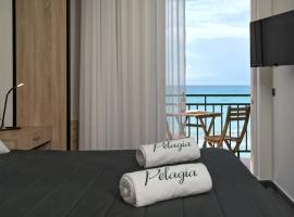 Pelagia Sea Side 2, pet-friendly hotel in Acharavi