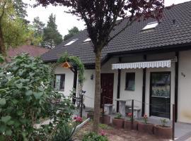 Little paradise, rum i privatbostad i Berlin