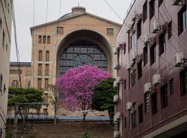 Hotel Passarela I, hotel perto de Estação de Ônibus, Aparecida