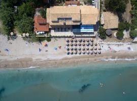 Pelagia Sea Side 1, pet-friendly hotel in Acharavi