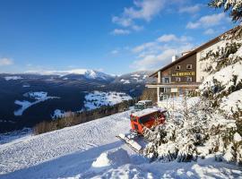 Hotel Emerich, hotel in Pec pod Sněžkou