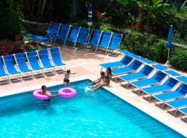 Family Spa Hotel Le Canne, hotel near Botanical Garden La Mortella, Ischia