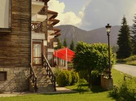 Northstar Ski Apartment in Mountain Lake Hotel, hotel near Smolyan Lakes - Snezhanka, Pamporovo