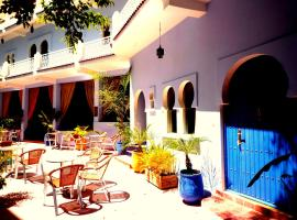 Dar Omar Khayam, hotel in Tangier