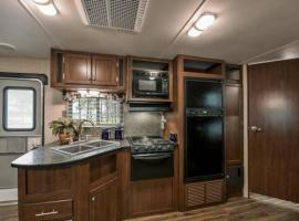 NEW!! Luxury Camper near Grand Canyon, glamping site in Valle