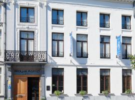 Hotel Royal Astrid, hotel in Aalst