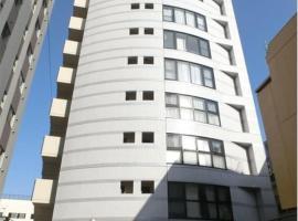 PEARL KAMINOBORI F Plus, appartamento a Hiroshima