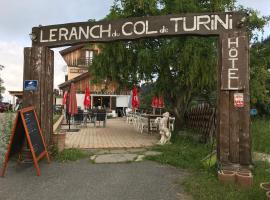 Le Ranch, hôtel à La Bollène-Vésubie