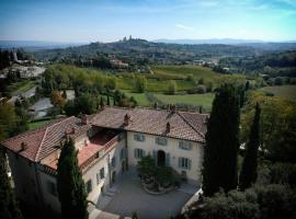 Villa Ducci, hotel in San Gimignano