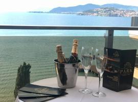 Park Golden View Hotel, отель в Охриде