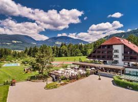 Royal Hotel Hinterhuber, hotel in Brunico