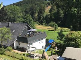 Ferienwohnung Krähling, hotel in Schmallenberg