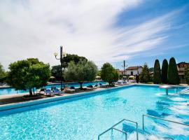 Hotel Terme Antoniano, hotell i Montegrotto Terme