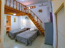 Cary Plaza Vieja, spa hotel in Havana