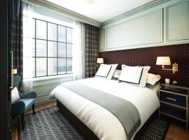 Merrion Row Hotel and Public House, hotell sihtkohas New York