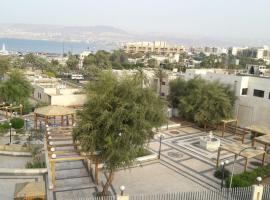 Al Shula Hotel, hotell i Aqaba