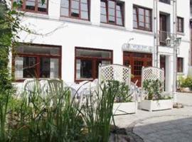 City Apartment Hotel Hamburg, appartamento ad Amburgo