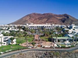H10 Rubicón Palace, resort in Playa Blanca