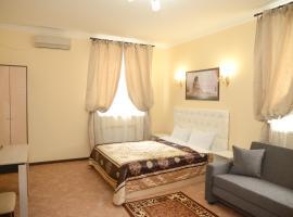 Отель Александрия-Шереметьево, отель в Химках