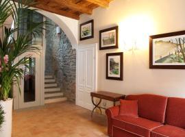 Hotel Borgo Antico, отель в Комо